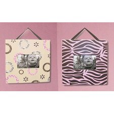 Sweet Safari Picture Frame (Set of 2)