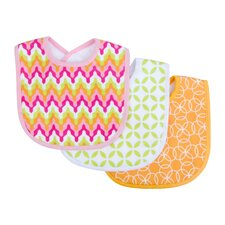 Savannah Bib (Set of 3)