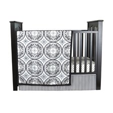 Medallions Crib Bedding Collection