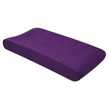 Grape Expectations Changing Pad Cover