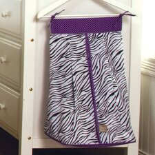 Grape Expectations Diaper Stacker