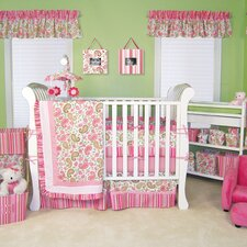 <strong>Trend Lab</strong> Paisley Park 4 Piece Crib Bedding Set