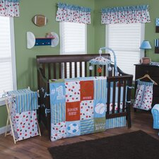 <strong>Trend Lab</strong> Little MVP Crib Bedding Collection