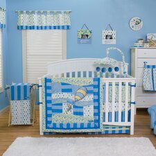 Dr. Seuss Oh The Places You''ll Go 4 Piece Crib Bedding Set