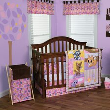 <strong>Trend Lab</strong> Lola Fox and Friends Crib Bedding Collection