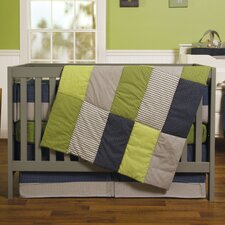 Perfectly Preppy Crib Bedding Collection