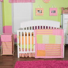 Savannah Crib Bedding Collection