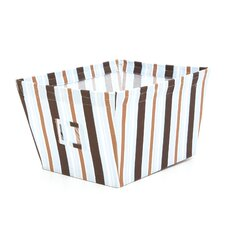 <strong>Trend Lab</strong> Max Large Fabric Storage Bin in Stripes