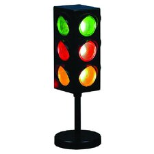<strong>Creative Motion</strong> Electrical Traffic Light Table Lamp