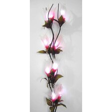 "31.4"" 3 Lotus Branches Table Lamp"
