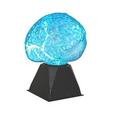 Plasma Brain Table Lamp