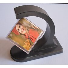 Floating Photo Cube on a Stand