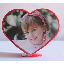Rotating Heart Picture Frame