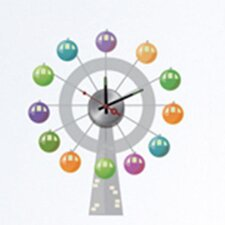 Do It Yourself Ferris Wheel Wall Clock