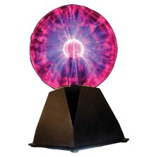 "11.5"" H Plasma Ball Table Lamp"