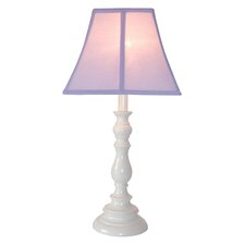 "22"" H Table Lamp with Bell Shade"