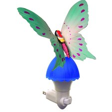 Fiber Butterfly Night Light