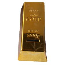 Gold Bullion Coin Bank