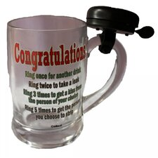 <strong>Creative Motion</strong> Congratulations Mug