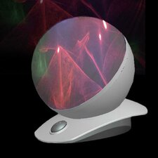 "Laser Sphere 5"" H Table Lamp"