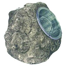 Solar Stone Landscape Light