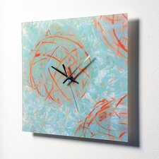 "<strong>HangTime Designs</strong> 15"" Reoccurring Dreams Wall Clock"
