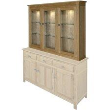 Hertford 3 Door Display Cabinet