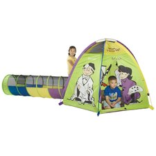 When I Grow Up Play Tent and Tunnel Combo