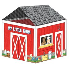 My Little Farm House Tent
