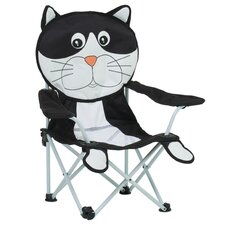 <strong>Pacific Play Tents</strong> Charles The Cat Kid's  Beach Chair