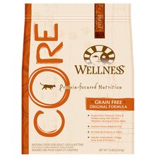 Core Fish and Fowl Dry Cat Food - 12 lbs