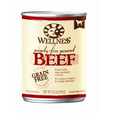 95% Beef Wet Dog Food (13.2-oz, case of 12)