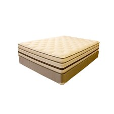 "Spine Support Zenith 14.5"" Pillow Top Mattress"
