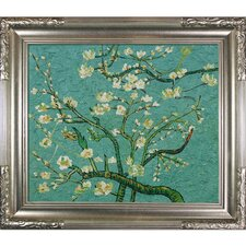 Van Gogh Branches of an Almond Tree in Blossom Hand Painted Oil on Canvas Wall Art