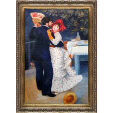 Dance in the Country Renoir Framed Original Painting