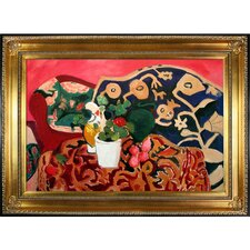 Spanish Still Life by Matisse Framed Hand Painted Oil on Canvas