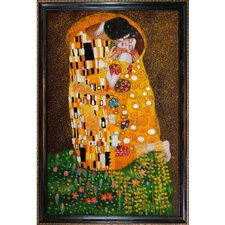 Klimt The Kiss Canvas Art