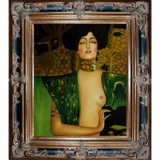 Klimt Judith Klimt II Canvas Art