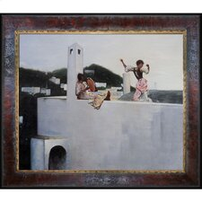 Sargent Rosina Capri Canvas Art