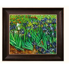 Van Gogh Irises Canvas Art