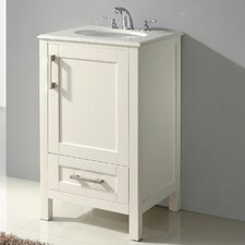 "Westbridge 20"" Single Bathroom Vanity Set"