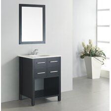 "Soho 24"" Single Bathroom Vanity Set"