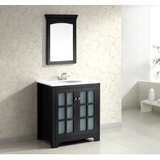 "Orleans Single 30"" Bathroom Vanity Set"