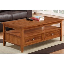 Warm Shaker Coffee Table