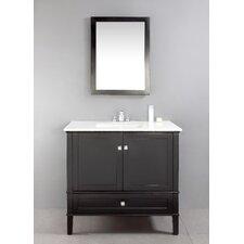 "Chelsea 36"" Single Bathroom Vanity Set"