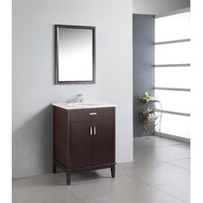 "<strong>Simpli Home</strong> Urban Loft 24"" Bathroom Vanity Set"