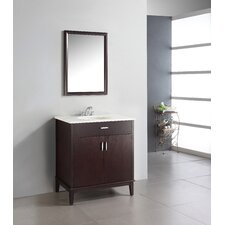 "<strong>Simpli Home</strong> Urban Loft 30"" Bathroom Vanity Set"
