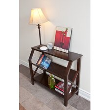 Acadian Cross Hatch Book Shelf