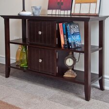 <strong>Simpli Home</strong> Acadian Console Table