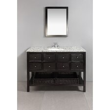 "Burnaby 48"" Single Bathroom Vanity Set"